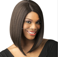 Cheap wig short style synthetic wig for women