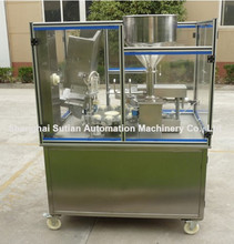 MTGF-20 automatic tube ultrasonic filling and sealing machine for toothpaste