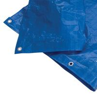 Outdoor roofing cover tarpaulin quality blue pe waterproof tarpaulin mesh fabric