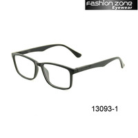China cheap plastic simple unisex eyeglass 0.75 reading glasses with spring hinge