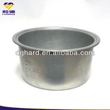 Electronic cooker inner pot