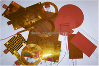 high thermal efficiency flexible kapton polyimide film
