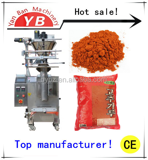 YB-800F 100% Green Tea powder sachet packer