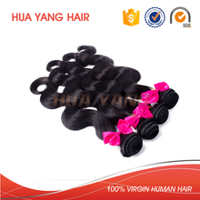 100% malaysian human hair extension virgin body wave 8a grade unprocessed raw hair extension