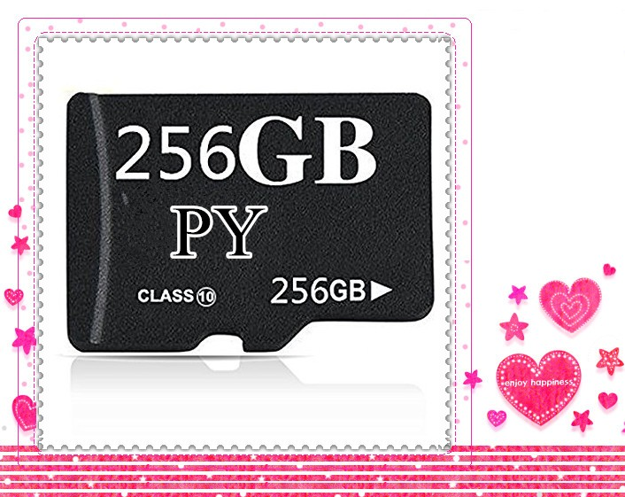 Hot sale made in Korea high speed USB3.0 256GB Micro SDXC card from Samsung