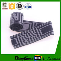 High quality nylon wide woven elastic waist bands