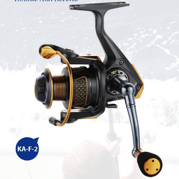 Digigear digital gear design ka f fishing rod reel buy for Digital fishing reel
