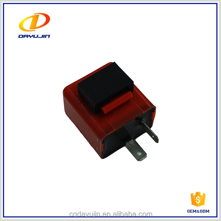 CD70,CG 125 Electronic Sound Flasher Relay 12v For Motorcycle
