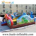 Outdoor Zoo inflatable bouncy castle / inflatable jumping castle/ inflatable bouncer