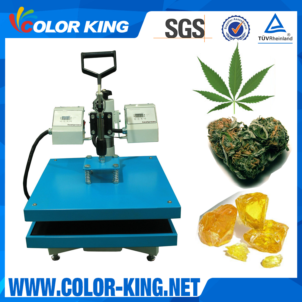 The Most Powerful Heated Press Rosin Press Machine Sublimation Heated Press Machinery