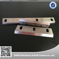 Plastic Recycling Machine/Line Crusher Stator Knives/ Blades Made- in-China