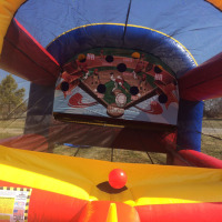 Giant Outdoor Exciting Inflatable Baseball Sports