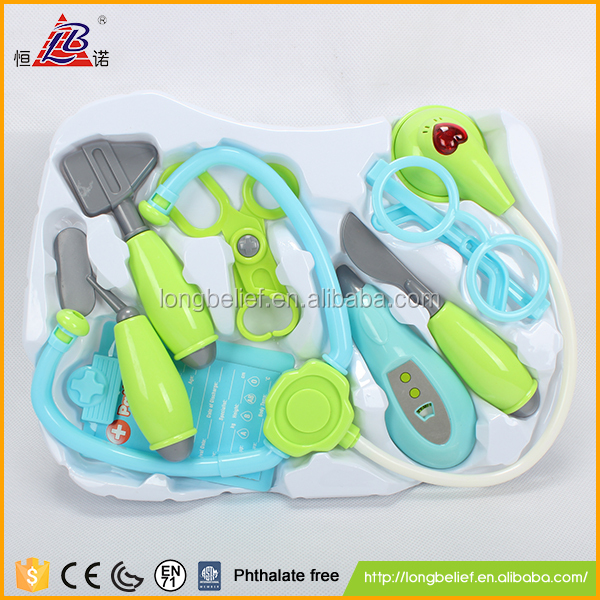 Pretend play medical equipment toy doctor toy