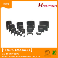 Hot sales Factory Cheap permanent ferrite magnet for speaker
