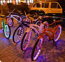Bike Accessories Wholesale Bicycle Accessories LED Programmable Wheel Light