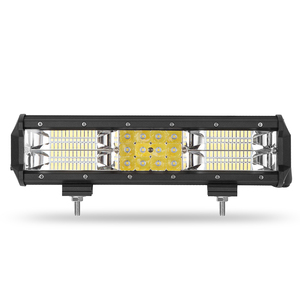 HLE New arrival triple rows led bar 90w spot pencil beam 12 inch led light bars