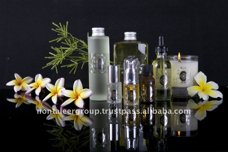 Luxury THAI NATURAL SPA Products