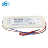 ac dc output converter 220v 12v 100w smps constant voltage mode power supply, slim led driver short circuit auto recovery unit