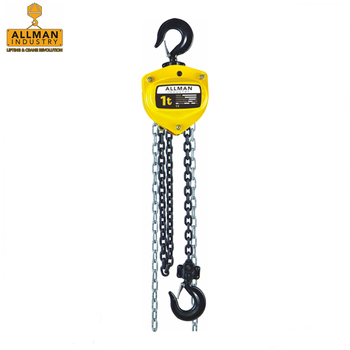 HSZ series best selling Kito model Chain Sling Type and Hand Chain Power Source chain hoist