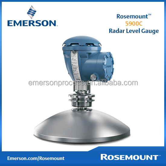 Emerson Rosemount 5900C Radar Level Gauge