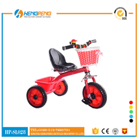 Wholesale cheap baby tricycle bike kids ride on car