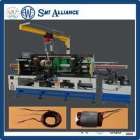 Automatic Generator Stator Coil Winding Forming Machine