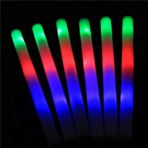 Manufacturer Flashing Led Foam Sticks Glow Stick For Concert Night Party