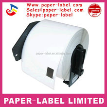 "brother Compatible label DK-11202/DK-202 2 3/7"" x 4"" 300 labels per roll"