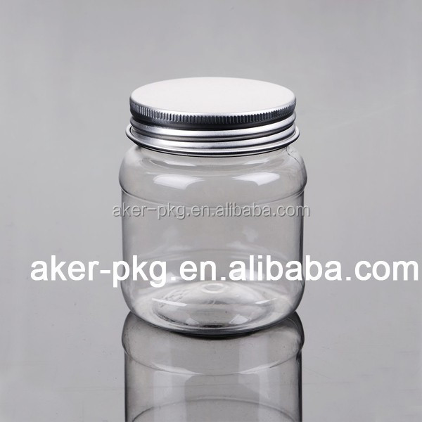 Cheap plastic jars