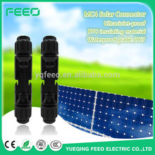 Ip67 solar electronic terminal MC4 Cable Assembly MC4 Split connector anti-aging mc4 solar connector for solar panels