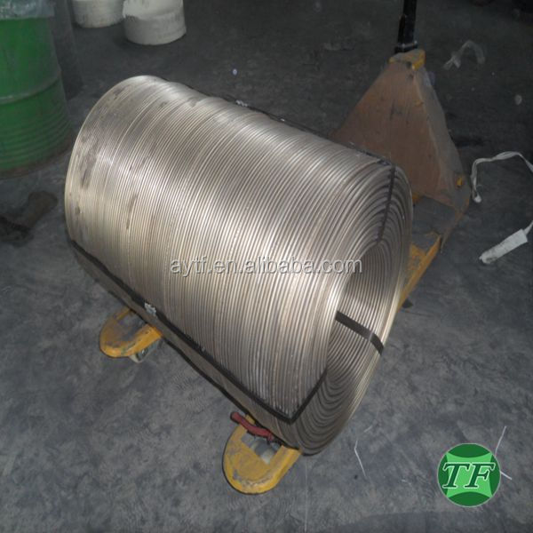 ferro alloy Casting application flux C/Carbon cored wire supplier