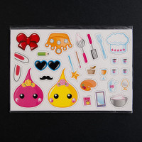 Licheng MG108 Beautiful Fridge Magnets, Fancy Cute Refrigerator Magnets