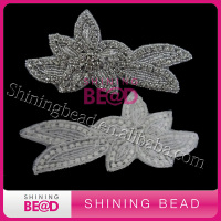 hot sale fashion rhinestone trimmings for wedding dresses