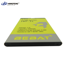 GB/T 18287-2013 Factory Direct Selling Price Original Li-ion Battery BP-3L for Nokia Lumia710/510/303