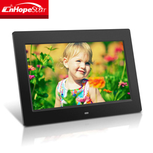 10 inch digital photo frame with power adapter