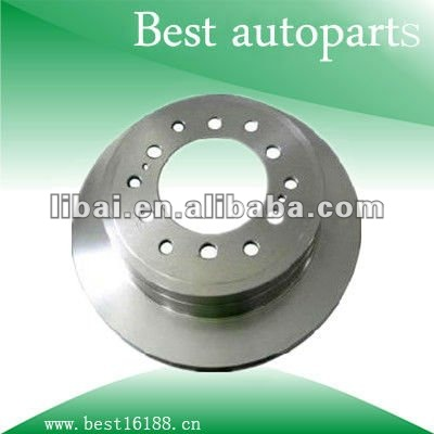 High quality Toyota hilux 43512-0K060 brake disc
