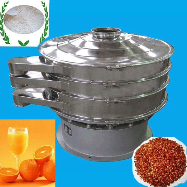 mini rotary grain Vibrating Screen seperator,Vibration sifter