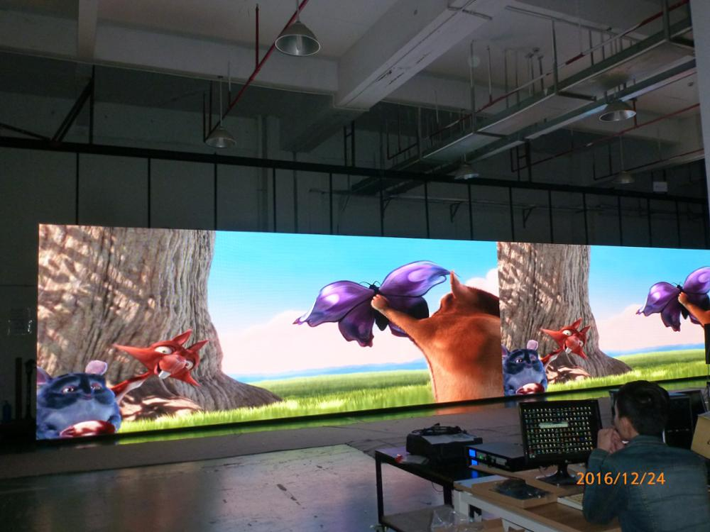Factory price Indoor rental led display /led vdieo wall SMDP4.81 500mm x 500mm /500mm x 1000mm with super light weight cabinet