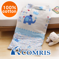 Hot-Selling Cute Elephant Pure Cotton Children Sleeping Bag For Kids