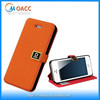 PU Leather flip Wallet Case for iPhone 5 5s