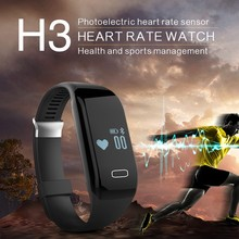 Smart Wristband with Continuous Heart Rate Monitoring and Activity Fitness Tracker,Bluetooth Sport Smart Bracelet Watch