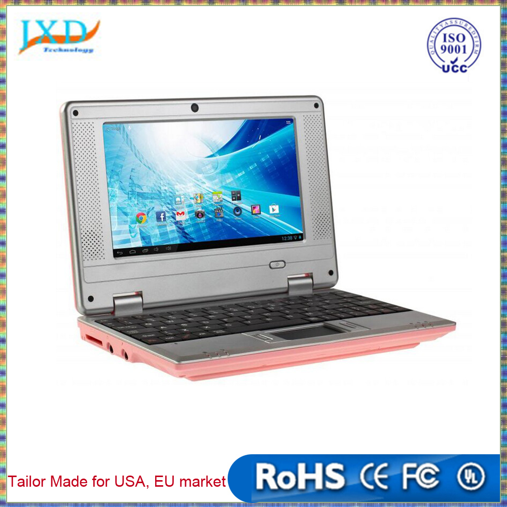 "Cheap 7"" inch android netbook mini PC laptop via8880 512MB/4GB dual core tablet pc"