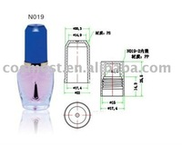 Cosmetic packing Nail polish bottle