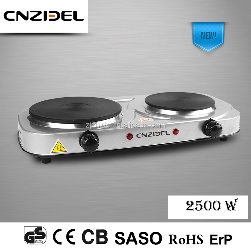 New Cnzidel double electric japanese gas stove