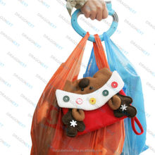 Free Shipping One Trip Grip Bag Holder Easy Carrier Handle Useful Grocery Shopping Hand Holder