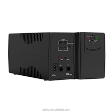 12v 7ah battery backup mini ups 12v dc online