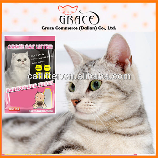 sample free cat product clumping bentonite kitty kinetic sand
