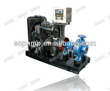 IS diesel industrial centrifugal water pump