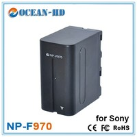 7.2v Rechargeable Lithium Camera Battery NP-F970 for Sony DCR-VX2100 DSR-PD150