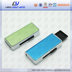 Plastic usb flash drive, business from china thumb drive, branded usb